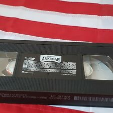 The Aristocats vhs tape