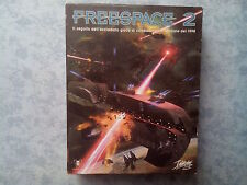FREESPACE 2 - SIMULTORE SPAZIALE per PC BIG BOX ITALIANO COMPLETO COME NUOVO