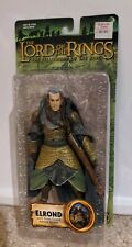Lord Of The Rings Fellowship Of The Ring Elrond Figure NIB Marvel Toybiz LOTR