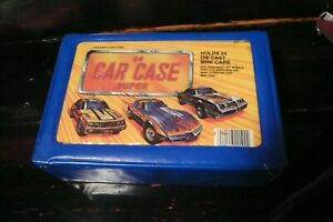 FAST111's matchbox  Collector's Case 12 Car Case nice clean