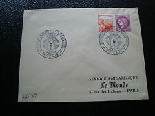 FRANCE - enveloppe 9/12/1951 (cy50) french