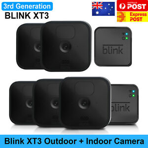 Blink home wireless security camera outdoor weather Resistant Battery Powered