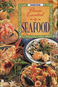 Family Circle Mini - CLASSIC ESSENTIAL SEAFOOD - BRAND NEW COND - FREE POST
