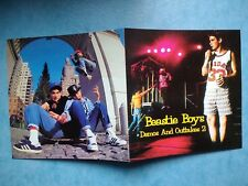 Beastie Boys ‎– Demos And Outtakes 2 rare 1996 italian silver cd import