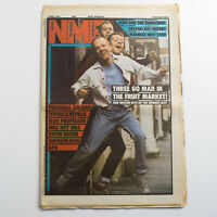 NME magazine 19 May 1984 Bronski Beat cover Kevin Bacon Echo & the Bunnymen