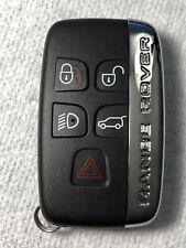 Range Rover Genuine OEM 5 Button Proximity Smart Key Remote  FOB FCC: KOBJTF10A