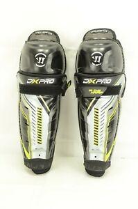 Warrior Alpha DX Pro Shin Guard Junior Size 11 (0909-4272)