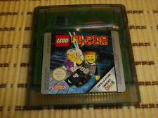 Lego equipo Alfa para gameboy color y Advance