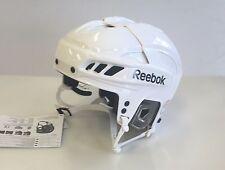 New Reebok 11K VN Olympics Pro Stock/Return size medium white ice hockey helmet