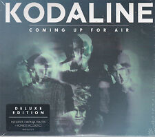 CD 16T(Gatefold Cardboard Sleeve) KODALINE COMING UP FOR AIR DELUXE EDITION NEUF