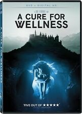 Cure For Wellness (2017, DVD New)