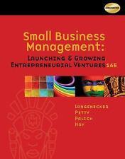 Small Business Management by Longenecker