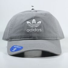 Adidas Hat New(Color:Grey)One Size Fits All