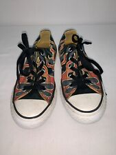 Converse All Star Flame Size 1 Shoes