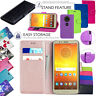 For Motorola Moto G5 New PU Leather Flip Wallet Phone Magnetic Stand Case cover