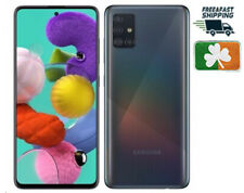 Samsung Galaxy A71 Android Smartphone 4G LTE 6GB 128GB Dual Sim Unlocked-Black