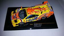 IXO: MC LAREN F1 GTR N° 76 - 3ème MOTEGI 2002 1:43