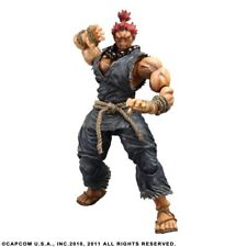 Super Street Fighter IV Play Arts Kai Vol.2 Akuma Gouki (PVC Figure) [JAPAN]