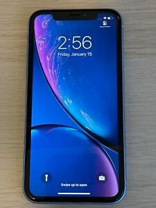 Apple iPhone XR - 64GB - Blue (Unlocked) (CA) ✅ Excellent Condition
