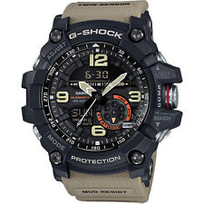 CASIO G-SHOCK MUDMASTER WATCH RELOJ HOMBRE TERMOMETRO MEN 200 M GG-1000-1A5ER
