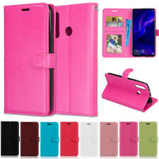 Slim Wallet Leather Flip Case Cover For Huawei P30 Lite P20 Lite P10 Lite Mate20