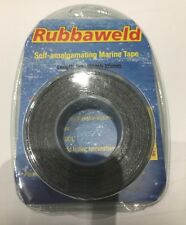 Rubawrap self amalgamating tape (LEAK SEALER) BLACK or rubbaweld