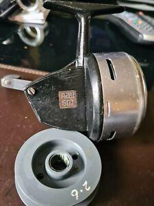 ABU 507 IN A VGUC + SPARE SPOOL RARE REELS