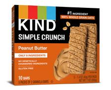 Kind Simple Crunch Peanut Butter