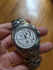 Seiko Arctura Kinetic Chronograph (SNL001) Watch - 44mm, Sapphire Crystal