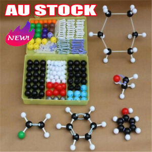 267pcs Molecular Model Set Links Kit - General And Organic Chemistry Science DM