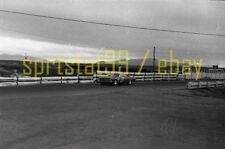 AJ Foyt #27 Ford @ 1967 NASCAR Motor Trend 500 - Vintage 35mm Race Negative