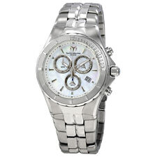 TechnoMarine Sea Pearl White Mother of Pearl Dial Ladies Watch 715015