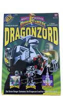 Mighty Morphin Power Rangers Dragonzord, New, Sealed Box