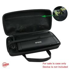 Epson Printer Case Wireless Carrying Portable Hard For Travel Mobile Small NEW