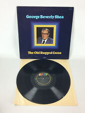 George Beverly Shea - The Old Rugged Cross - Vinyl LP Record
