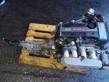 TOYOTA ALTEZZA RS200 3SGE BEAMS MANUAL ENGINE KIT + 6 SPEED MANUAL GEARBOX