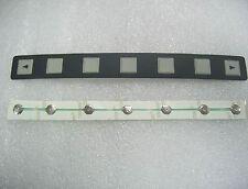 NEW FANUC 7 key MEMBRANE Keypad  A98L-0001-0252 +cable,