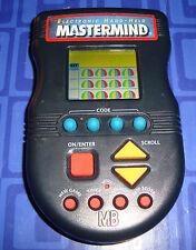 MASTERMIND  Electronic Handheld Pocket Size Travel Game Awesome  Challenging