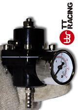 Regulateur de pression essence avec mano (FFP) avec jauge Universal Noir