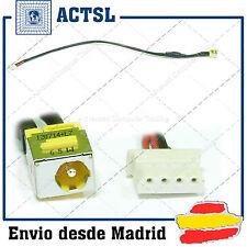 CONECTOR DC JACK  ACER Aspire 6530, 6930, 6930g, 6930z (Con Cable)