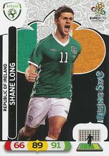 SHANE LONG # RISING STAR 1/30 IRELAND CARD PANINI ADRENALYN EURO 2012