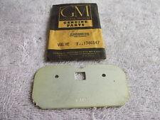 1955-61 Chevy NOS Carburetor Choke Valve; GM Part # 1346547