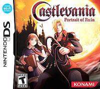 Castlevania: Portrait of Ruin (Nintendo DS, 2006) CARTRIDGE ONLY, ACTION RPG