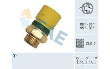 FAE Interruptor de temperatura, ventilador del radiador OPEL CORSA COMBO 38210