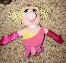 "Avon Muppets Miss Piggy 1996 Finger Puppet Plush Stuffed 6"" Rare #C3"