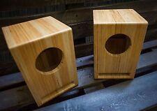 NEW Line speaker box for Fostex FE107E-FE103E pair Japan models BS-10