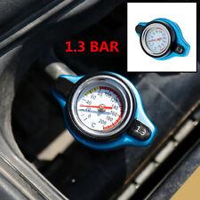 Car Autos Small Head Thermo Engine Radiator Cap Cover Temp Gauge 1.3 BAR Cover