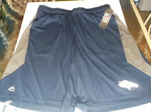 Denver Broncos  NFL Team Apparel Coolbase shorts by Majestic XXL