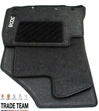Genuine Peugeot 3008 Tailored Carpet Floor Mats Set 2008-2016 MK1