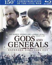 Gods and Generals (Extended Director's Cut) [New Blu-ray] Director's Cut/Ed, D
